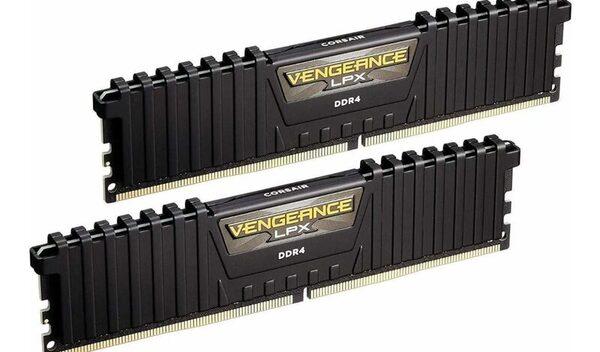 Новый Vengeance LPX DDR4-4866