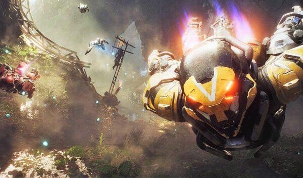 BioWare хочет перезапустить Anthem и готовит новую часть Mass Effect