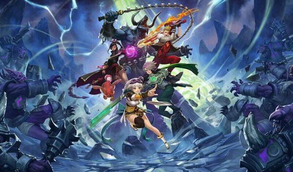 Вышла новая мобильная игра от Epic Games - создателей Фортнайт