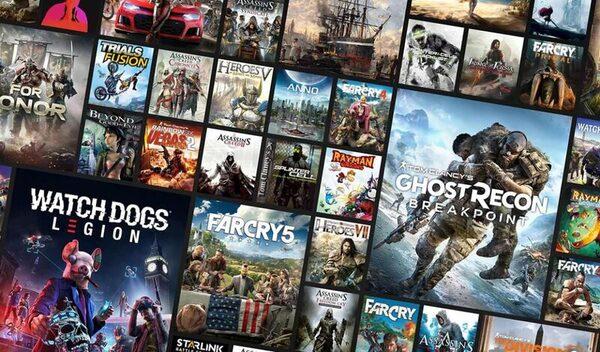 10 игр Ubisoft, которые прямо сейчас продаются со скидкой 75%