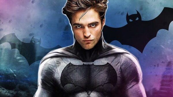 Роберт Паттисон в роли Бэтмена